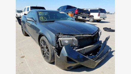 2013 Chevrolet Camaro LS Coupe for sale 101360253