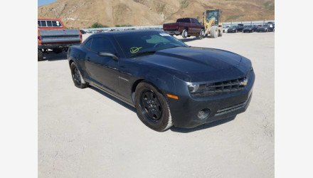 2013 Chevrolet Camaro LS Coupe for sale 101361235