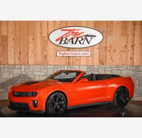2013 Chevrolet Camaro for sale 101400270