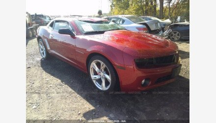 2013 Chevrolet Camaro LT Coupe for sale 101410646