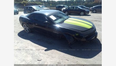 2013 Chevrolet Camaro SS Coupe for sale 101413303