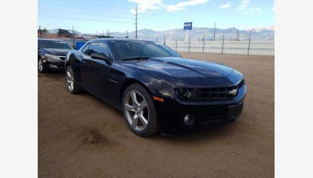 2013 Chevrolet Camaro LT Coupe for sale 101413765