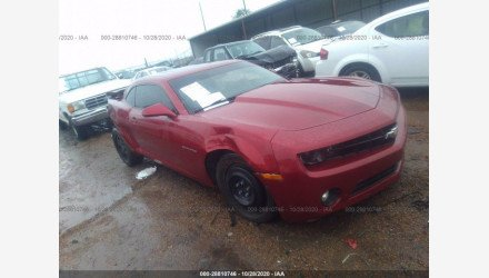 2013 Chevrolet Camaro LT Coupe for sale 101414628