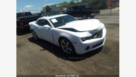 2013 Chevrolet Camaro LT Coupe for sale 101416373