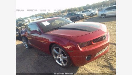 2013 Chevrolet Camaro LT Coupe for sale 101416388