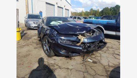 2013 Chevrolet Camaro LT Coupe for sale 101434804