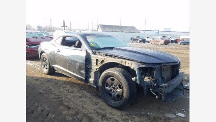 2013 Chevrolet Camaro LS Coupe for sale 101435254