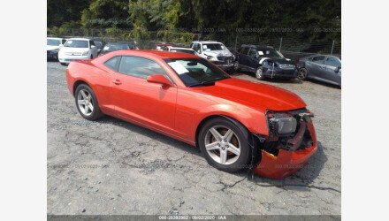 2013 Chevrolet Camaro LS Coupe for sale 101440771