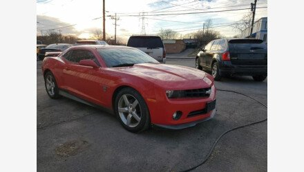 2013 Chevrolet Camaro LT Coupe for sale 101442689