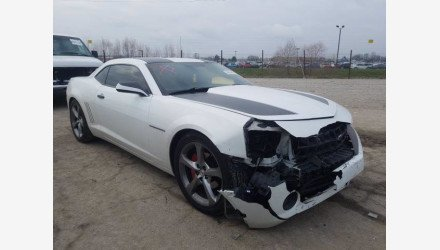 2013 Chevrolet Camaro LT Coupe for sale 101442728