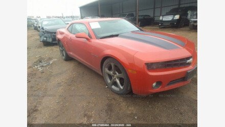 2013 Chevrolet Camaro LT Coupe for sale 101446594