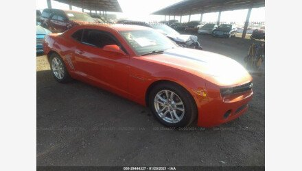 2013 Chevrolet Camaro LT Coupe for sale 101451915