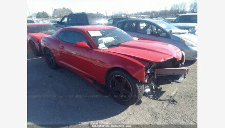 2013 Chevrolet Camaro LS Coupe for sale 101453209
