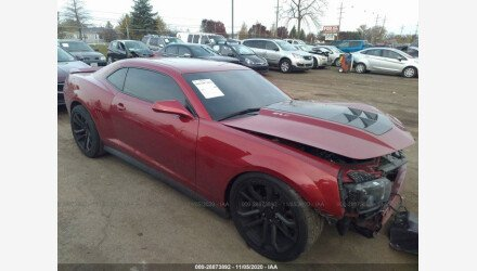 2013 Chevrolet Camaro ZL1 Coupe for sale 101457720