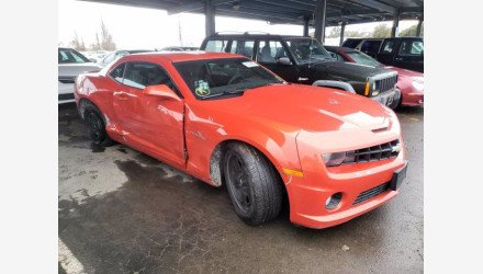 2013 Chevrolet Camaro LS Coupe for sale 101458883