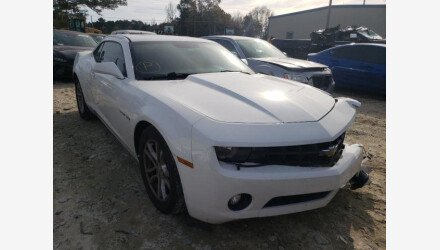 2013 Chevrolet Camaro LT Coupe for sale 101458886