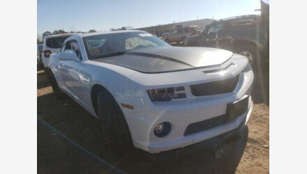 2013 Chevrolet Camaro SS Coupe for sale 101460306