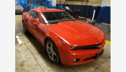 2013 Chevrolet Camaro LT Coupe for sale 101461601
