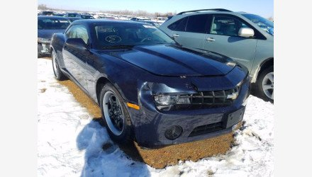2013 Chevrolet Camaro LS Coupe for sale 101462579