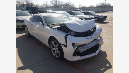 2013 Chevrolet Camaro LS Coupe for sale 101463338