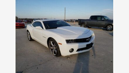 2013 Chevrolet Camaro LT Coupe for sale 101463353