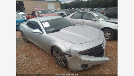 2013 Chevrolet Camaro LS Coupe for sale 101464937