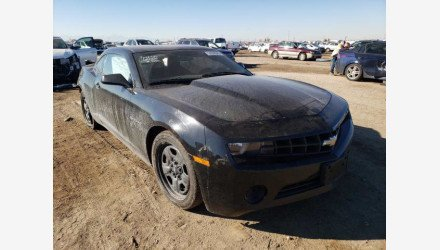 2013 Chevrolet Camaro LS Coupe for sale 101467427