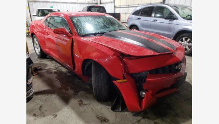 2013 Chevrolet Camaro LS Coupe for sale 101468093