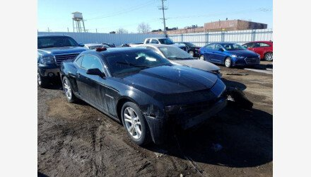 2013 Chevrolet Camaro LT Coupe for sale 101468106