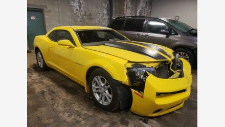 2013 Chevrolet Camaro LT Coupe for sale 101487595