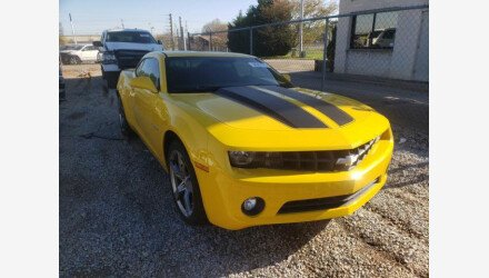 2013 Chevrolet Camaro LS Coupe for sale 101488391