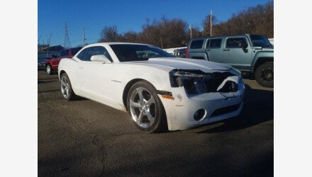 2013 Chevrolet Camaro LT Coupe for sale 101489783