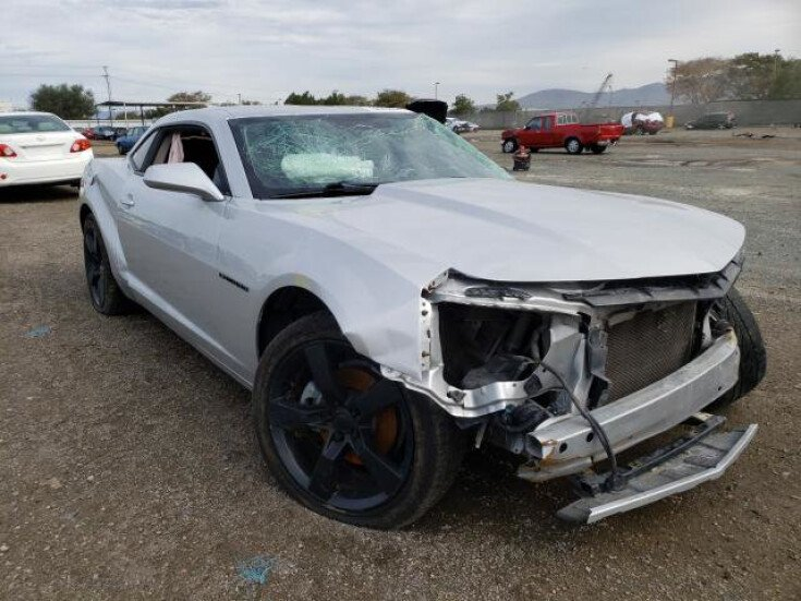 2013 Chevrolet Camaro LT Coupe for sale 101490418