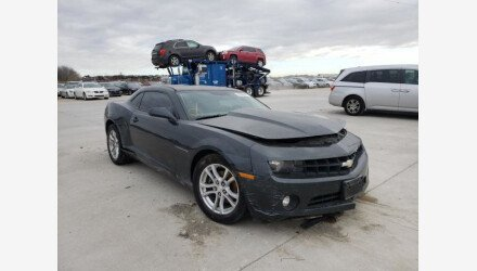 2013 Chevrolet Camaro LT Coupe for sale 101494244