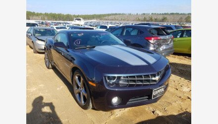 2013 Chevrolet Camaro LT Coupe for sale 101499017