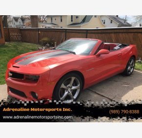 2013 Chevrolet Camaro for sale 101500862