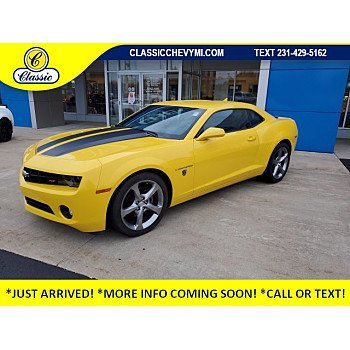 2013 Chevrolet Camaro for sale 101633643