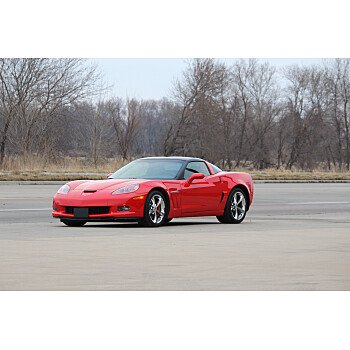 2013 Chevrolet Corvette Grand Sport Coupe for sale 101070853