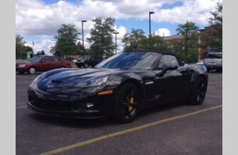 2013 Chevrolet Corvette Grand Sport Convertible for sale 100767574