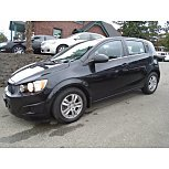 2013 Chevrolet Sonic for sale 101602532