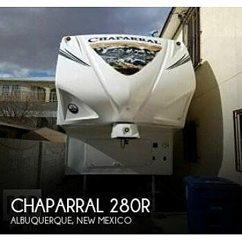 2013 Coachmen Chaparral for sale 300182406