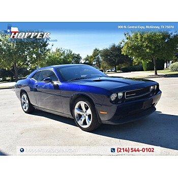 2013 Dodge Challenger SXT for sale 101400676