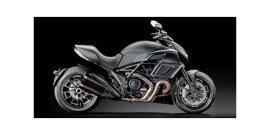 2013 Ducati Diavel Dark specifications