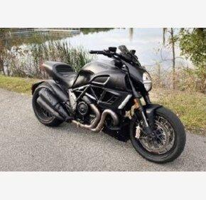 2013 Ducati Diavel for sale 200828022