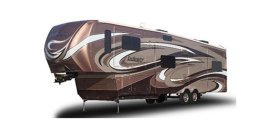 2013 Dutchmen Infinity 3870FK specifications