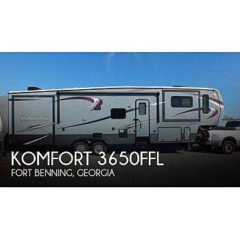 2013 Dutchmen Komfort for sale 300220071