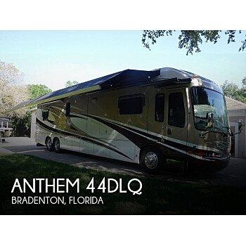 2013 Entegra Anthem for sale 300305603