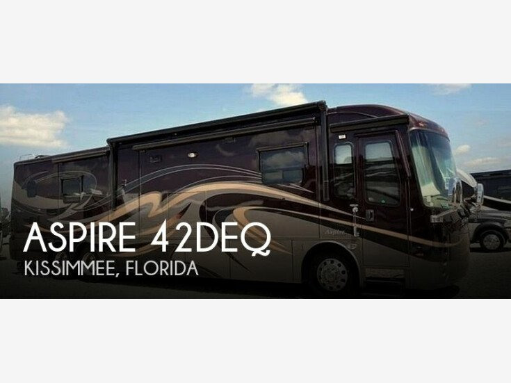 2013 Entegra Aspire 42DEQ for sale 300292671
