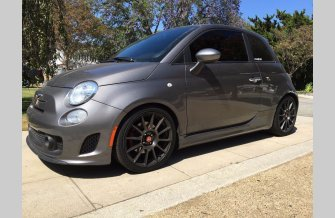 2013 FIAT 500 Abarth Hatchback for sale 100776463