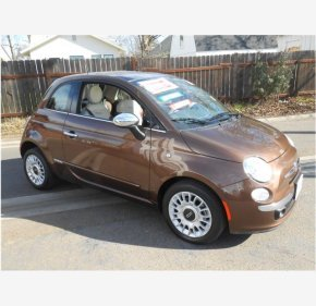 2013 FIAT 500 for sale 101277744
